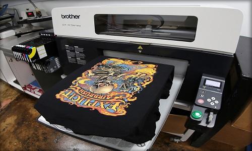 آشنایی با ویژگی دستگاه چاپ بر روی انواع پارچه - مزایای چاپ - لوازم مورد نیاز