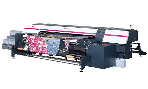 عملکرد دستگاه چاپ روی انواع پارچه - روش چاپ چگونه است
