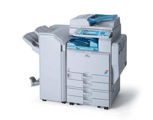 قابلیت جا به جایی دستگاه کپی لیزری ریکو mp4500