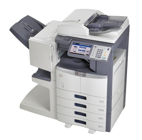 دستگاه فتوکپی توشیبا استودیو ۳۵۵ قابلیت اسکن رنگی