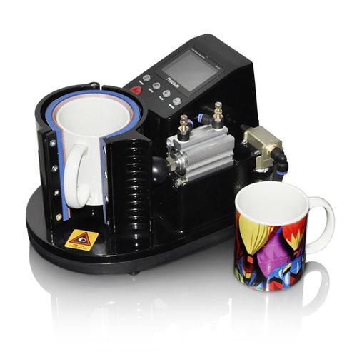 دستگاه چاپ سابلیمیشن لیوان مدل پنوماتیک - دارای اجزای پیشرفته