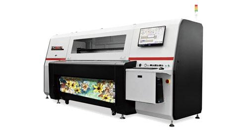 دستگاه سابلیمیشن چاپ پارچه 3200 homer - دارای سیستم خشک کن