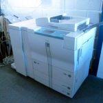 دستگاه کپی با قابلیت چاپ سیاه و سفید به اسم کانن مدل IR8500