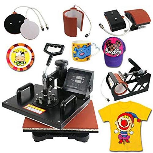 موارد استفاده از چاپ سابلیمیشن - محصولات مختلف برای چاپ - دستگاه های مخصوص چاپ روی پارچه - کاربرد چاپ