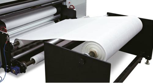 دستگاه چاپ پارچه هومر 1800 چاپ رول به رول