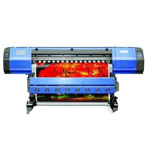 کارکرد بی وقفه دستگاه چاپ پارچه عرض ۱۸۰