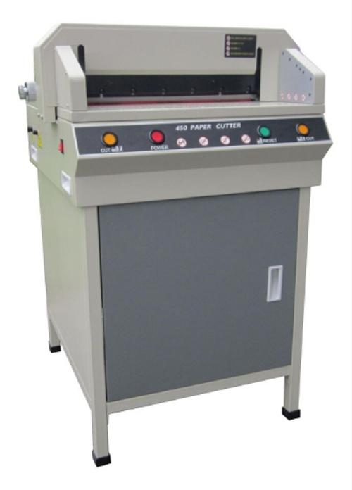 دستگاه برش برقی کاغذ مدل ۴۵۰ VGSplus - برقی و تمام اتوماتیک