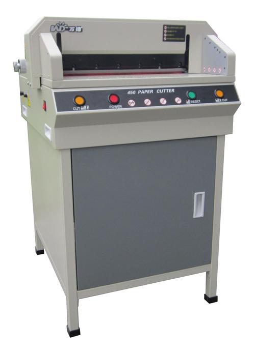 دستگاه کاتر برقی دهانه 450 سانتی متری نیمه اتوماتیک - آکبند و امکان ارسال برای شما