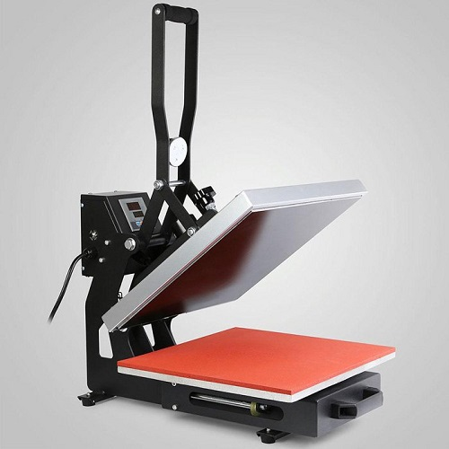 انجام چاپ با کیفیت با دستگاه پرس حرارتی - تنظیمات صحیح