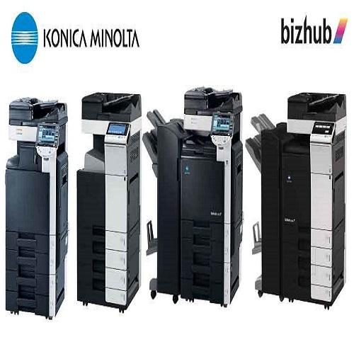 ویژگی دستگاه های کپی برند کونیکا مینولتا رنگی - دارای محبوبیت بالا