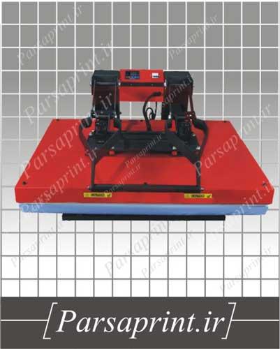 پرس حرارتی صفحه تخت در ابعاد 100 در 80 - دستگاه آکبند