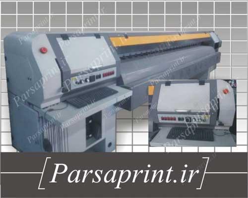 دستگاه چاپ بنر ویتکالر اسمارت - عرض هد ۴ سانتی متر