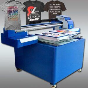 دستگاه چاپ پارچه مستقیم